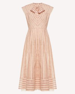 REDValentino Long and midi dresses Woman SR0VA04E4KH 383 a