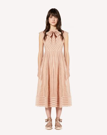 REDValentino SR0VA04E4KH 383 Long and midi dresses Woman f
