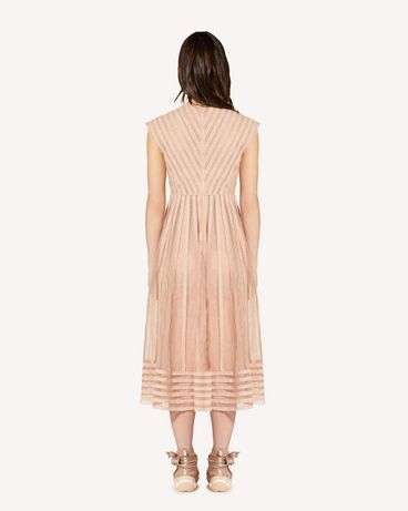 REDValentino SR0VA04E4KH 383 Long and midi dresses Woman r