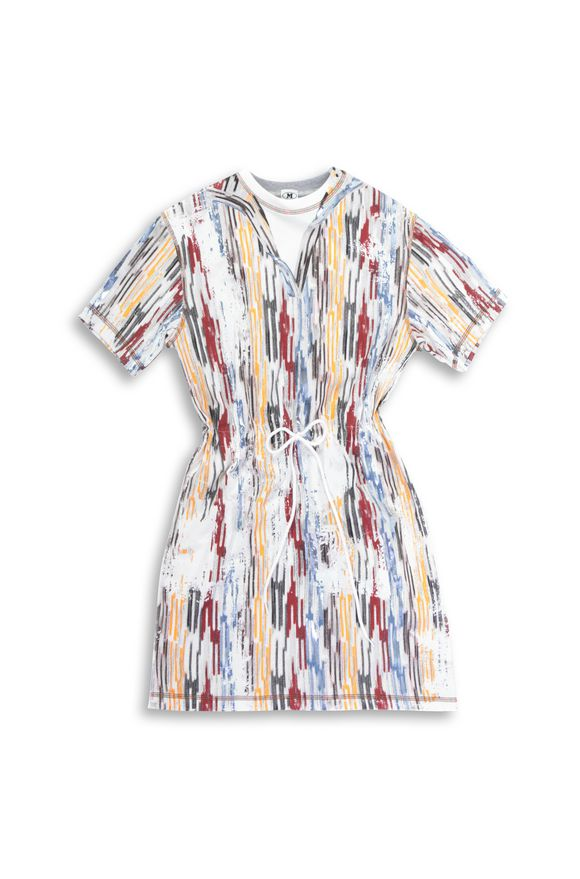 M MISSONI Dress White Woman