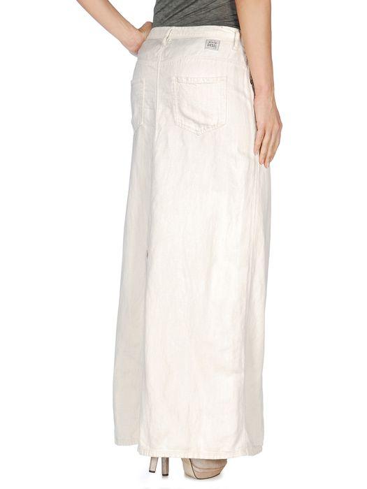DIESEL O-GRIGORIA Skirts D b