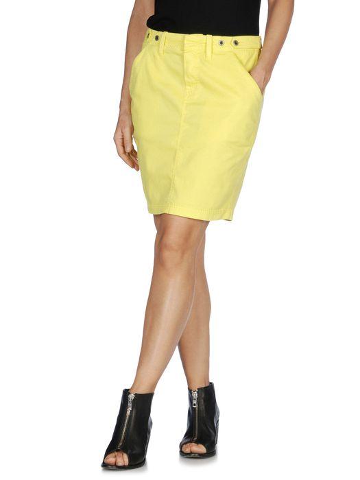 DIESEL O-AUDE-B Skirts D f