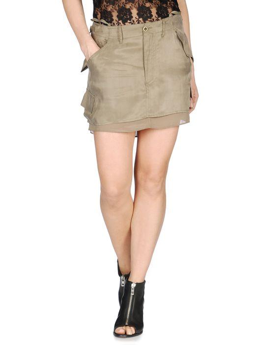 DIESEL O-BUDDY Skirts D f