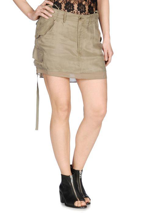 DIESEL O-BUDDY Skirts D a