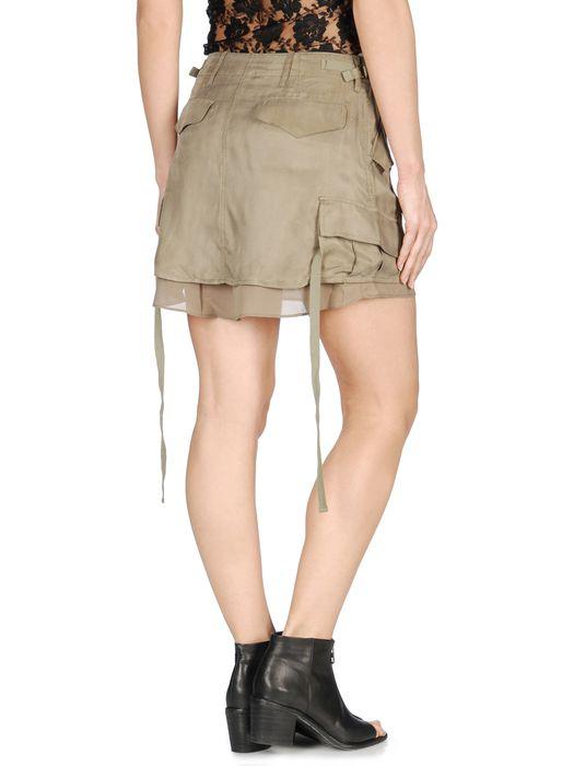 DIESEL O-BUDDY Skirts D b
