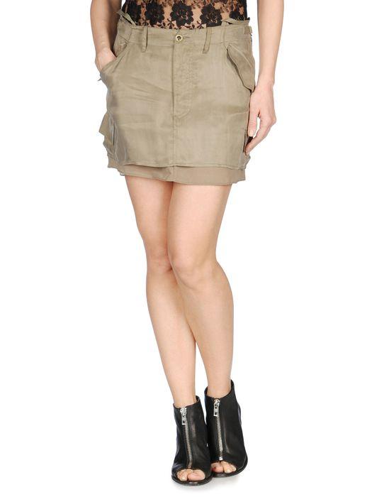 DIESEL O-BUDDY Skirts D e