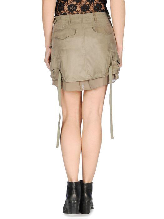 DIESEL O-BUDDY Skirts D r
