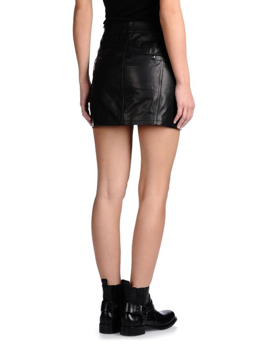 DIESEL BLACK GOLD OSHUN Skirts D b