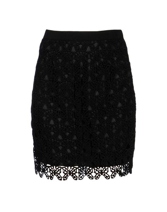 Knee length skirt Woman MOSCHINO CHEAP AND CHIC