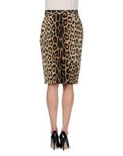 Knee length skirt Woman MOSCHINO CHEAPANDCHIC