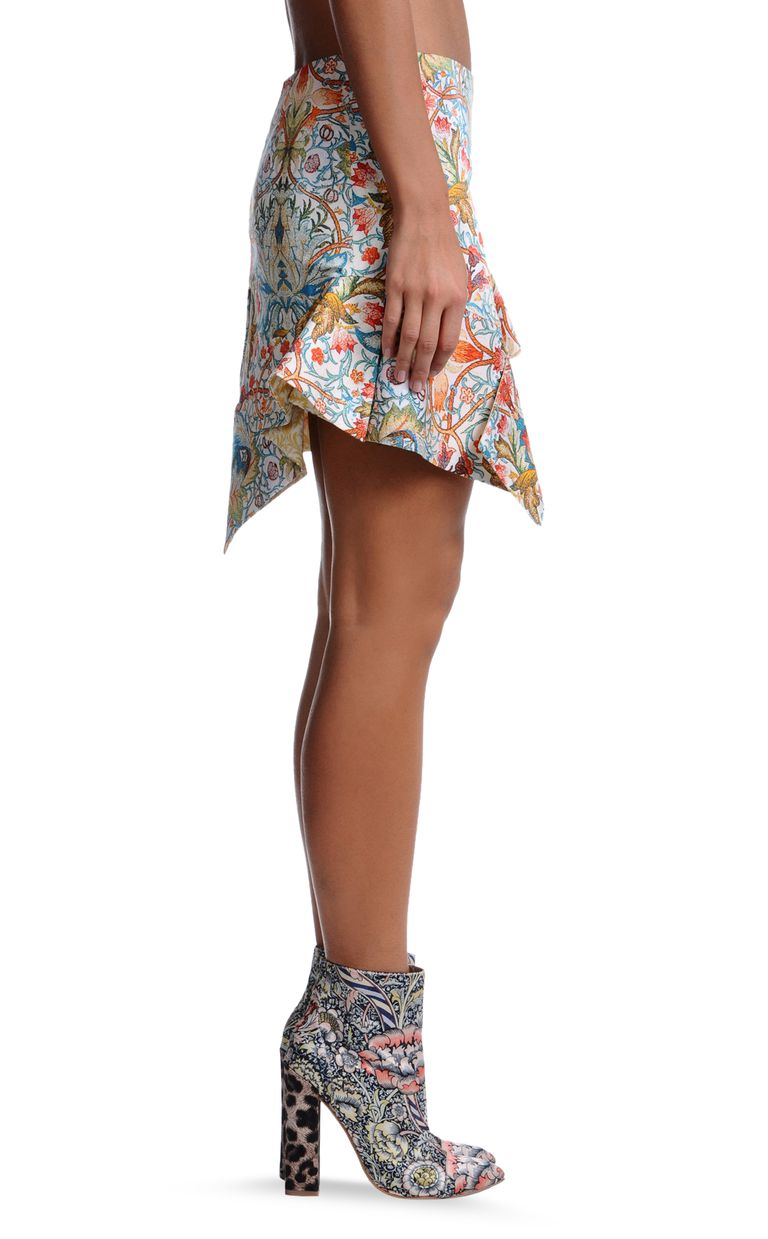 JUST CAVALLI S02MA0063N36573-101S Mini skirt D e