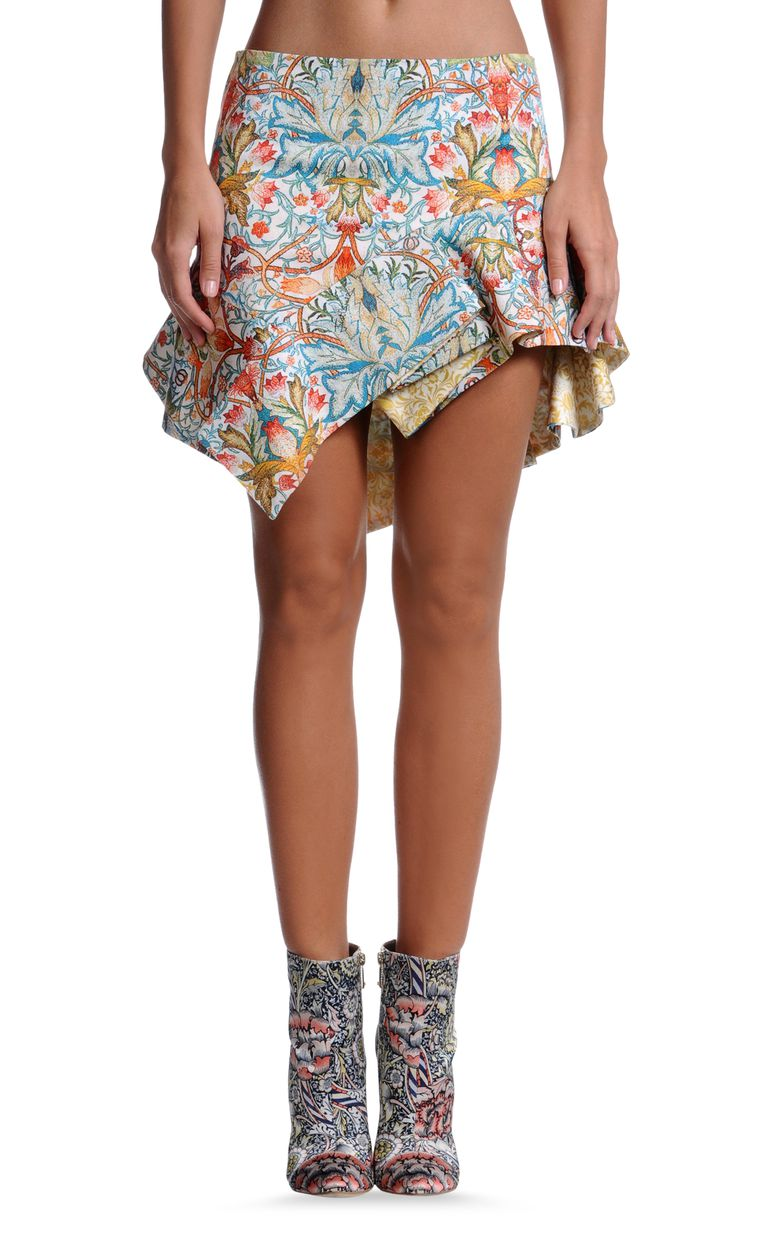 JUST CAVALLI S02MA0063N36573-101S Mini skirt D r