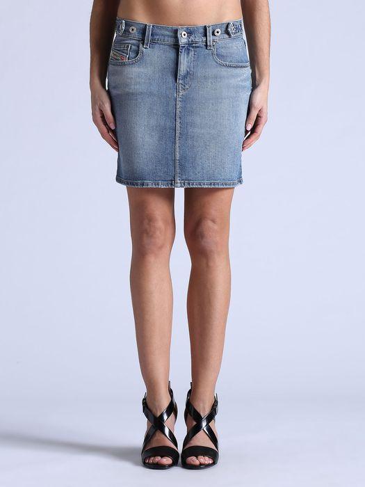 DIESEL SHYA-B-W Skirts D f