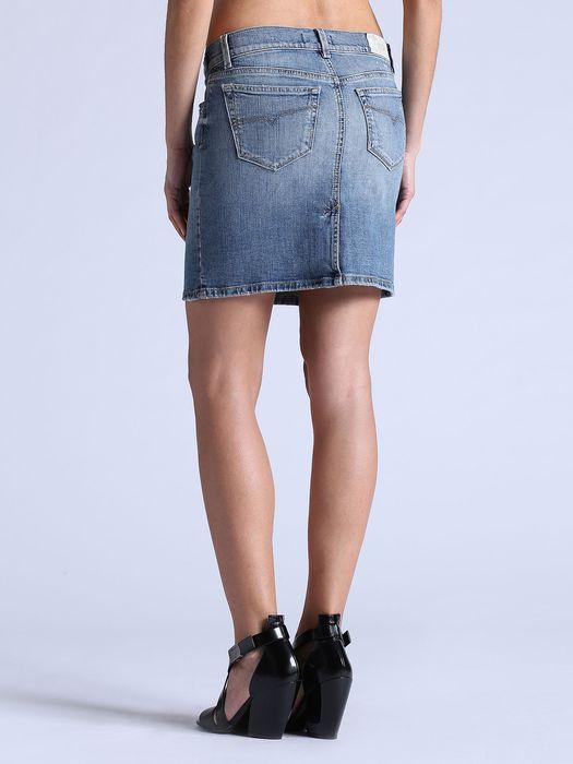 DIESEL SHYA-B-W Skirts D a