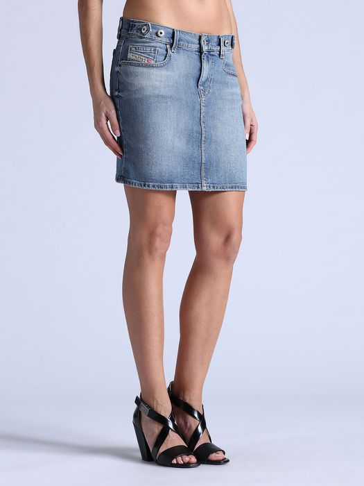 DIESEL SHYA-B-W Skirts D e