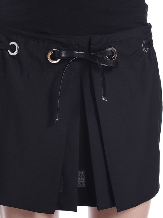 DIESEL BLACK GOLD OSTEN-A Skirts D a