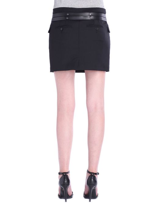 DIESEL BLACK GOLD ORKEY Skirts D e