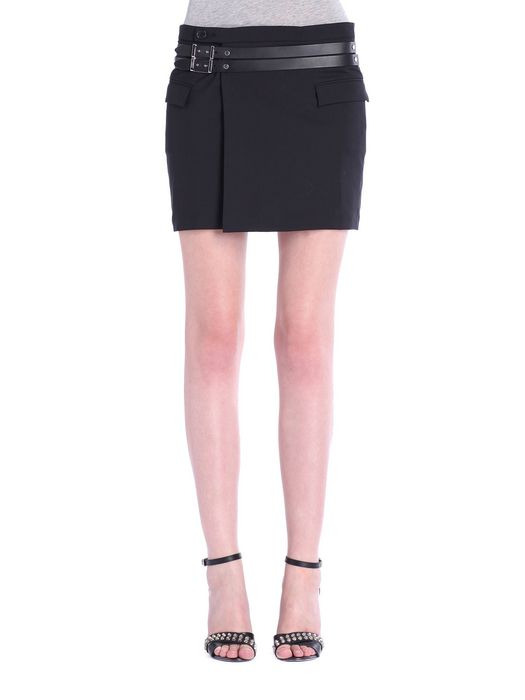 DIESEL BLACK GOLD ORKEY Skirts D f