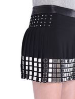 DIESEL BLACK GOLD OPARTY-COMM Skirts D a