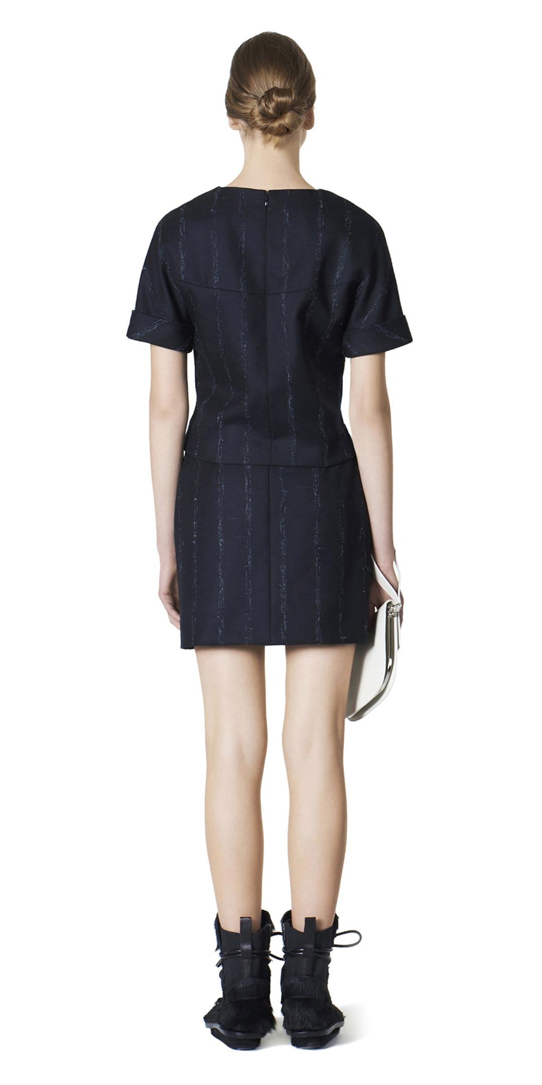 BALENCIAGA Skirt D Balenciaga Edition Stripes Mini Skirt i
