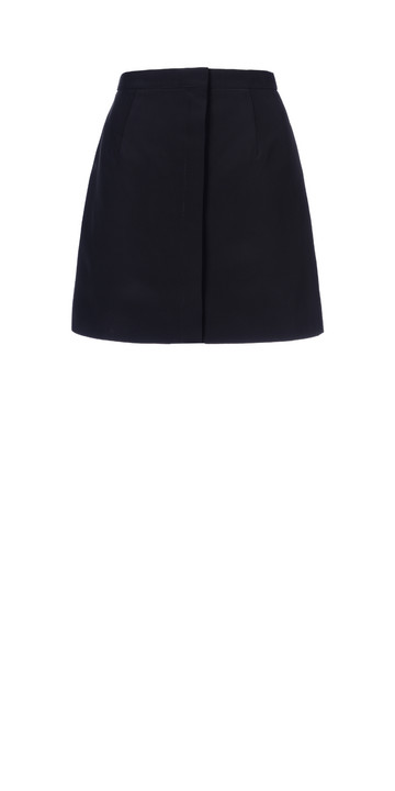 BALENCIAGA Skirt D Balenciaga Shoe Lace Mini Skirt f