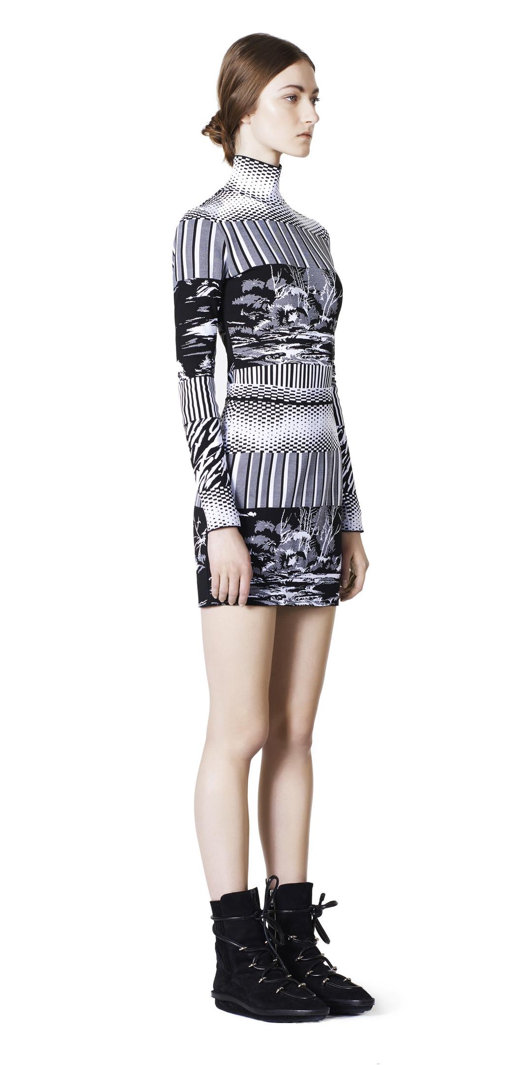 BALENCIAGA Balenciaga Ski Mini Skirt Skirt D f