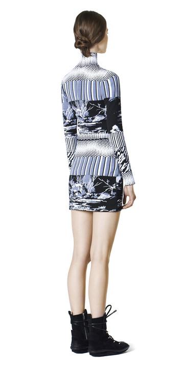 Balenciaga Ski Mini Skirt