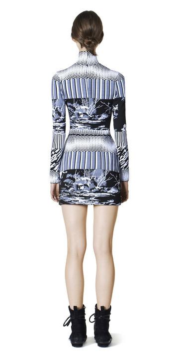 BALENCIAGA Skirt D Balenciaga Ski Mini Skirt f