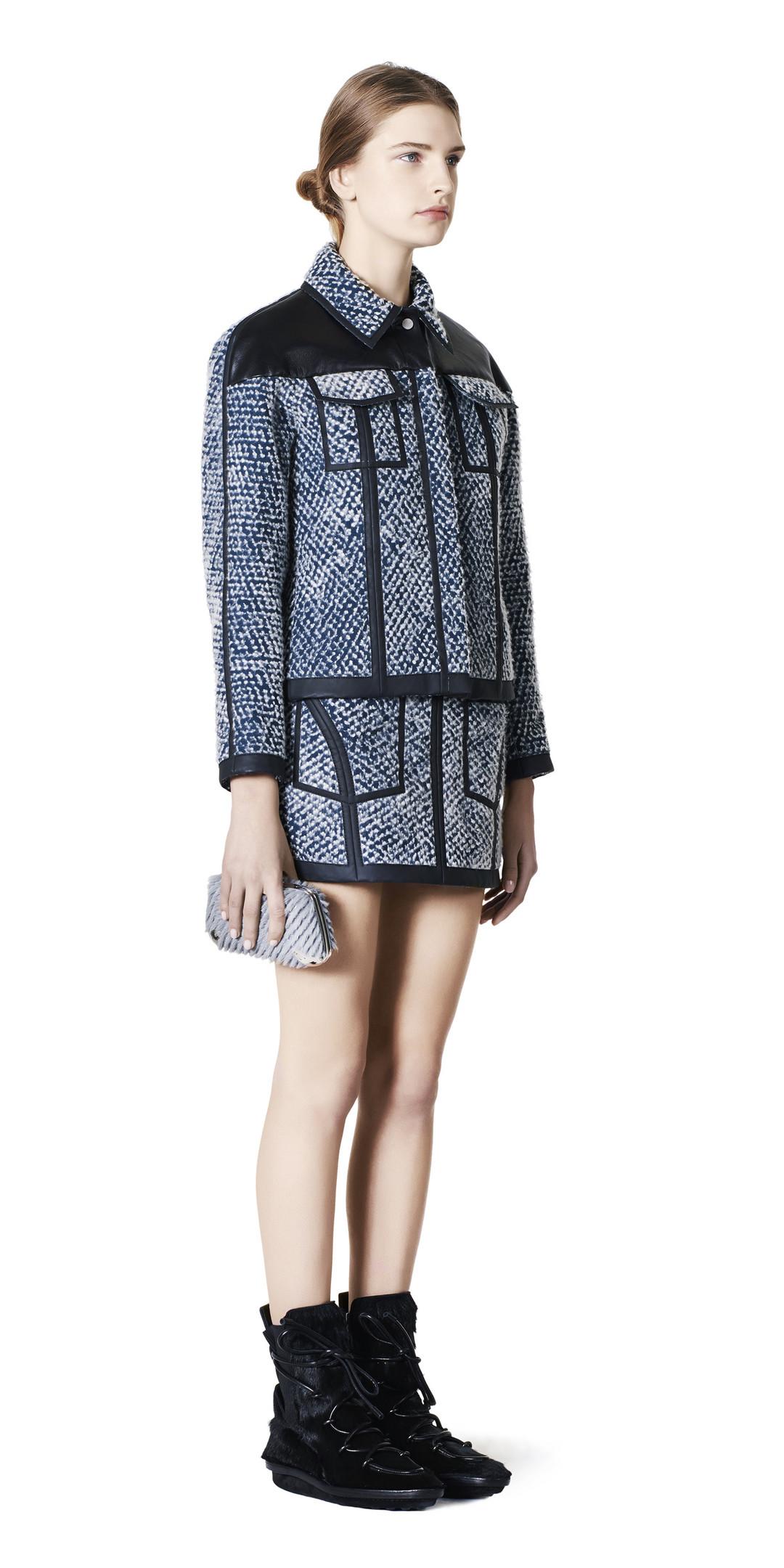 BALENCIAGA Balenciaga Urban Mini Skirt Skirt D f