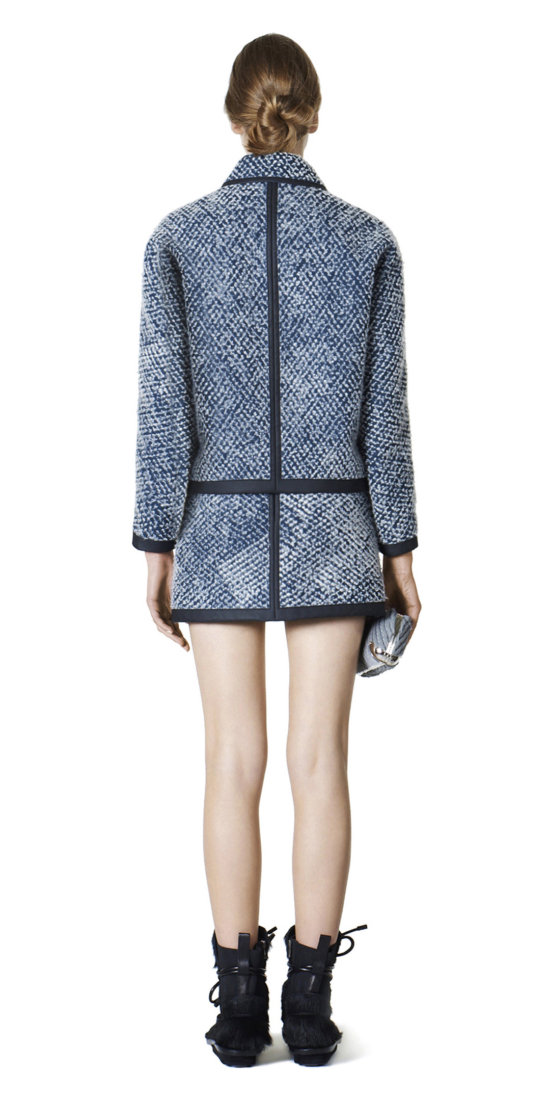 BALENCIAGA Skirt D Balenciaga Urban Mini Skirt i