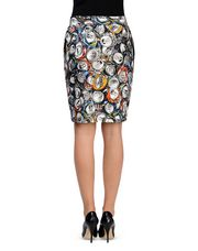 Knee length skirt Woman MOSCHINO