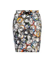 MOSCHINO Knee length skirt D f