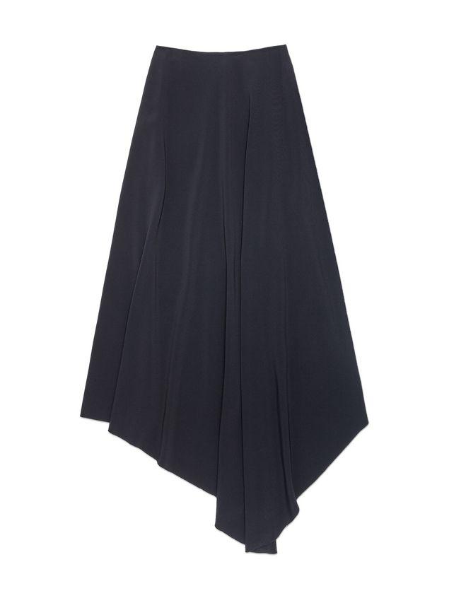 Marni Runway skirt in stretch raw-edged cady Woman - 2