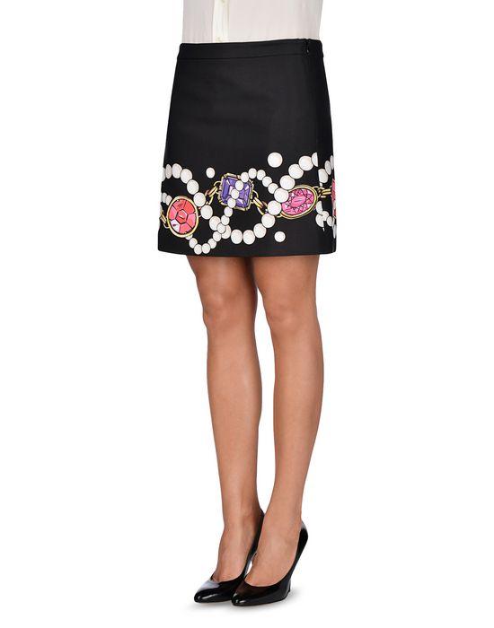 Mini skirt Woman BOUTIQUE MOSCHINO