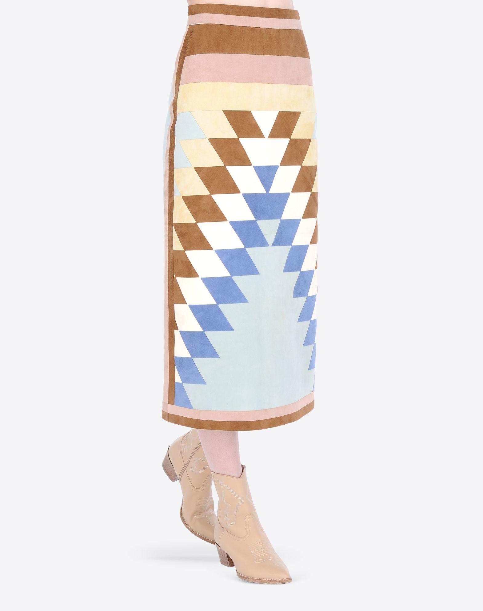 VALENTINO KB3NI01E2B7 IR0  Skirts and Pants D e