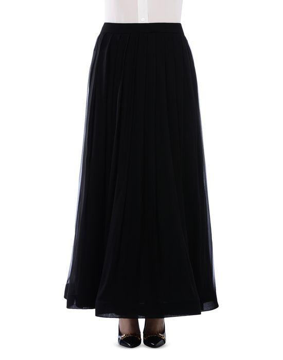 Long skirt Woman MOSCHINO