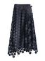Marni Runway skirt in dot macramé Woman - 2