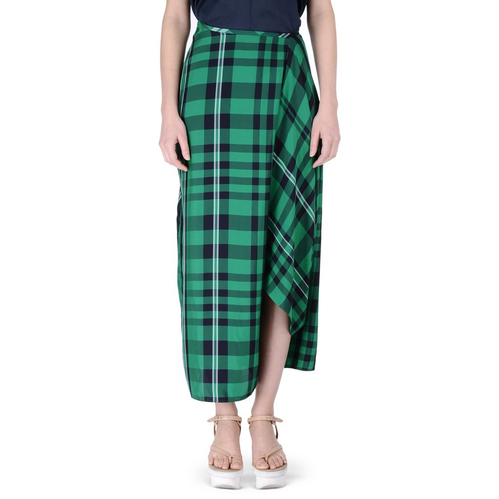 Check Darmouth Pants - STELLA MCCARTNEY