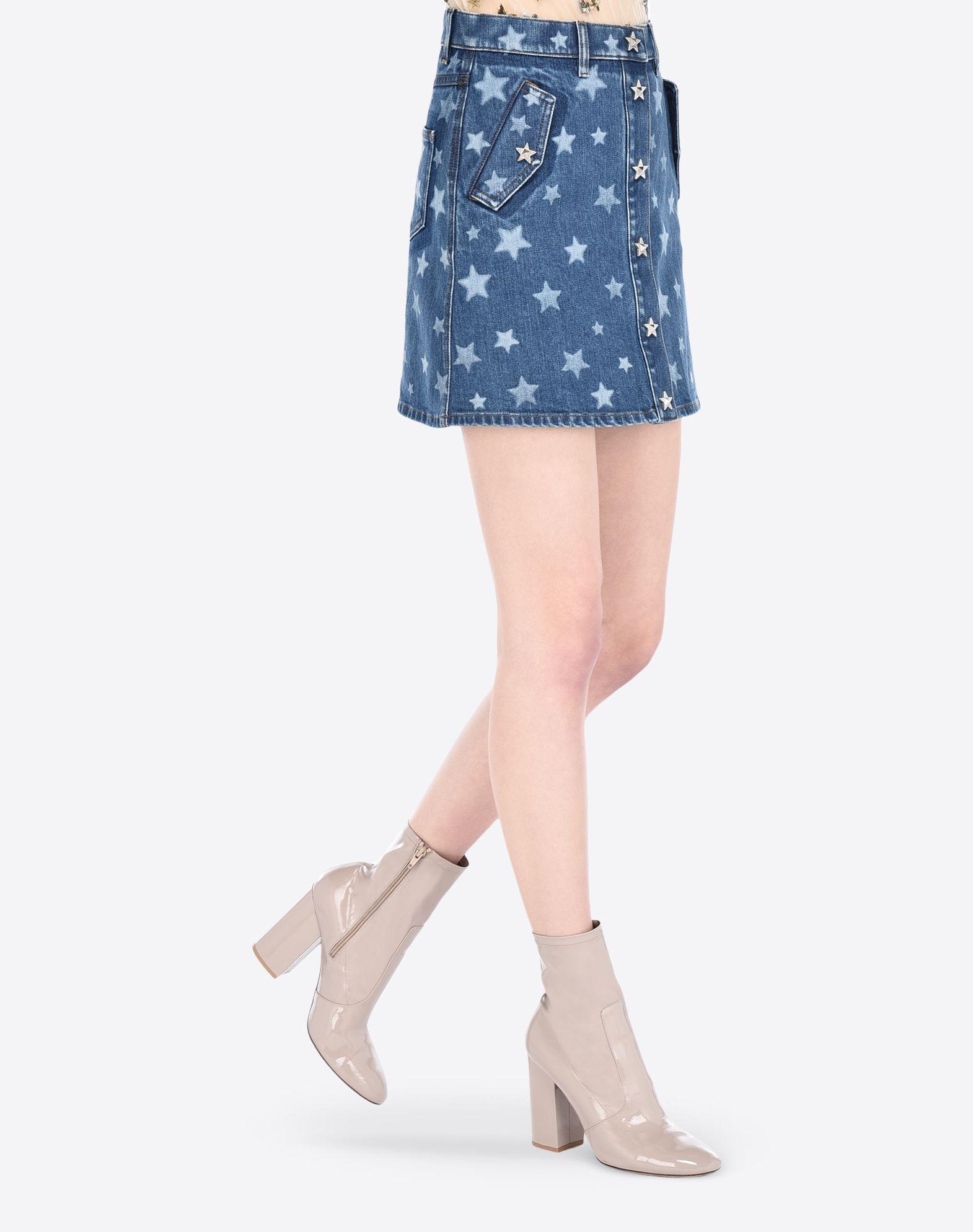 VALENTINO LB2DD02U2K4 600 Skirt D e