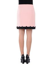 BOUTIQUE MOSCHINO Knee length skirt D d