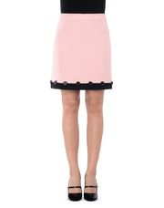 BOUTIQUE MOSCHINO Knee length skirt D r