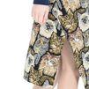 STELLA McCARTNEY Cat Jacquard Anna Skirt Knee length D a