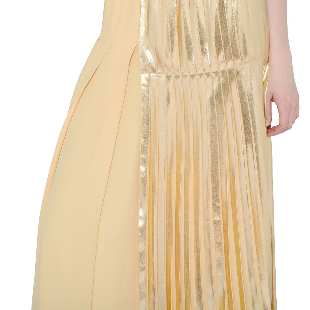 Yellow Antonella Skirt - STELLA MCCARTNEY