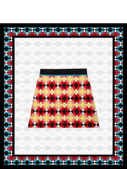 Marni Blinky Collection Skirt Woman