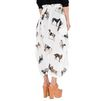 STELLA McCARTNEY Tanya Skirt Maxi D e