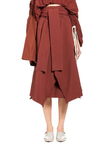 Marni Rainproof runway skirt  Woman