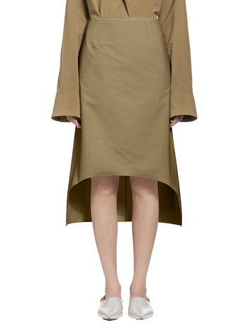 Marni Runway rainproof polyester skirt Woman