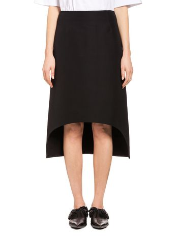 Marni Runway skirt in cotton cady Woman