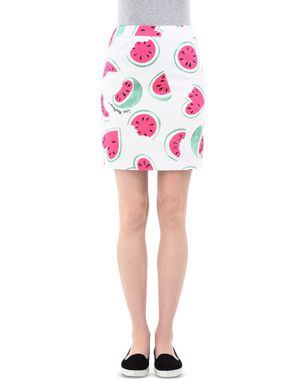 LOVE MOSCHINO Knee length skirt D r
