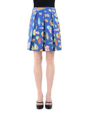 BOUTIQUE MOSCHINO 3/4 length skirt D r